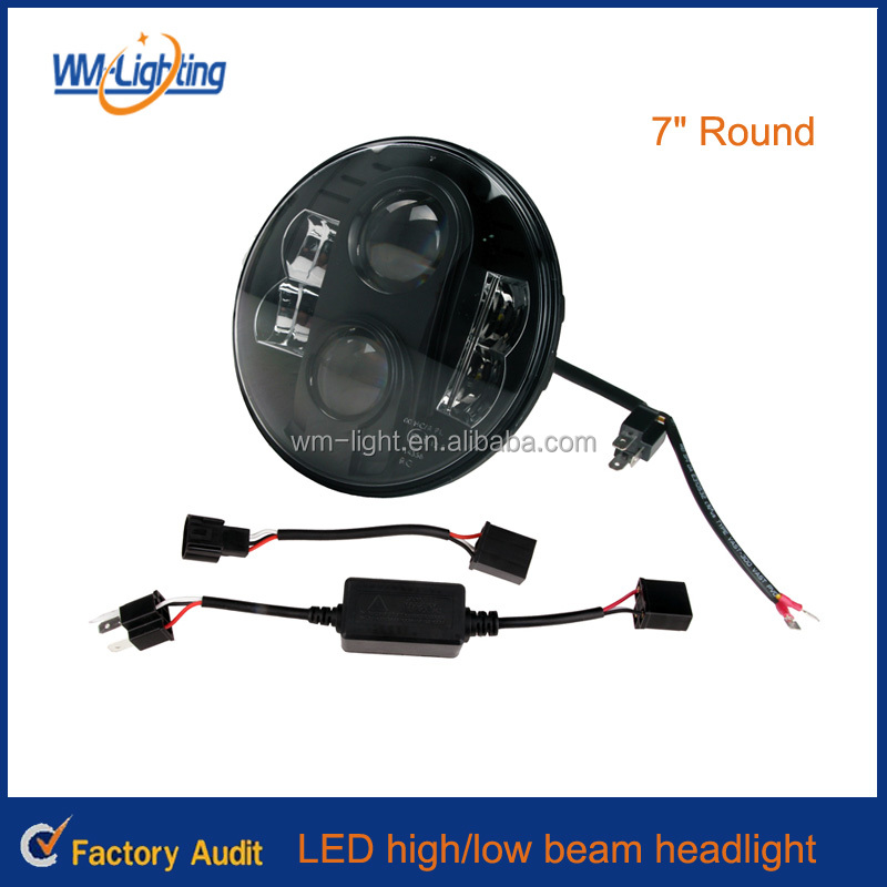Led/hid headlights 80W car accessories,auto parts