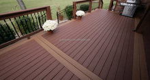 Anti-rot, waterproof and non-cracking WPC decking boards