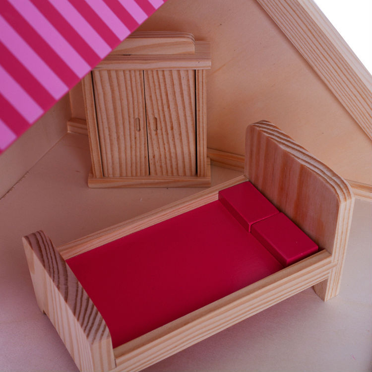 Wholesale Wooden Mini Bedroom Antique Doll Furniture For Doll House Buy Doll Furniture Kids
