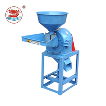 WANMA2812 Multifunction Professional Corn Grinding Machine /Corn Flour Mill /Wheat Crusher