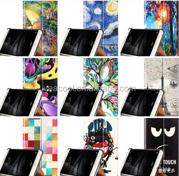 "Multi Design 3D Painting PU Leather Case for Huawei MediaPad M2 (7"")Youth Edition PLE-703L"