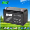 Sealed Type 12 Voltage 100Ah Dry Batteries(Maintenance Free Lead Acid) SLA battery