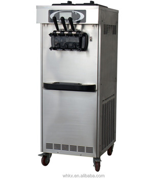 soft ice cream frozen yoghurt machine