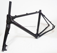 Limited Sale 12K BSA carbon cyclocross frame road cyclocross frame disc brake