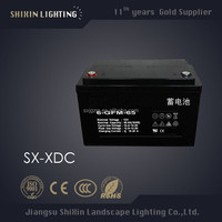 Solar Street Light Lithium Battery With