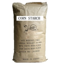 NON-GMO corn starch food grade made in qingyuan manufacturer