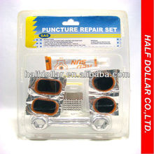 Bicycle Puncture Repair Kit For One Dollr Item