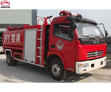 Brand New Fire Fighting Water Tanker Truck