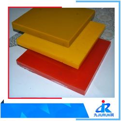 Wear Resistant Thermoplastic Insulation Pu Sheet