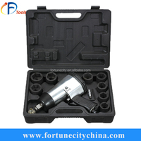 "3/4"" Dr Air Impact Wrench Kit for Tyre Repair"