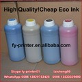 2015 digital printing ink ecosolvent dx5 head eco solvent ink