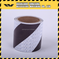 Eco Friendly Secur Product PVC Material Plastic Colored Reflective Tape Supplier