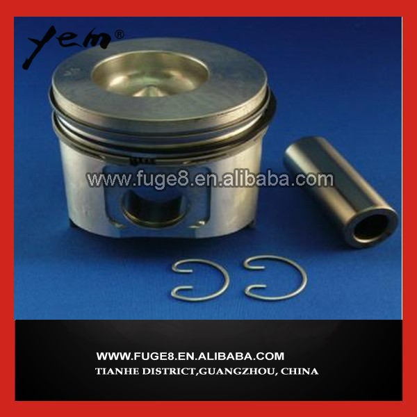 3TNE84 piston kit 84mm with 3 cylinders piston OEM NO.129002-22090 comp 47 pin26*69.5 1496ccm swept volume used for YANMA engine