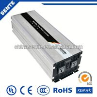 2014 Newest products 6000w off grid dc to ac 260w waterproof micro solar grid tied inverter 12v 220v 50Hz/60Hz