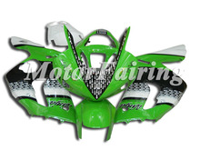 Grade quality Motorcycle Body kits for ZX-6R 03-04 fairing kits for Kawasaki ZX-6R 2003-2004 New style