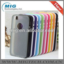 "New product 2 in 1 combo rubber matte case for iphone 5S 5, for iphone 5"" original"
