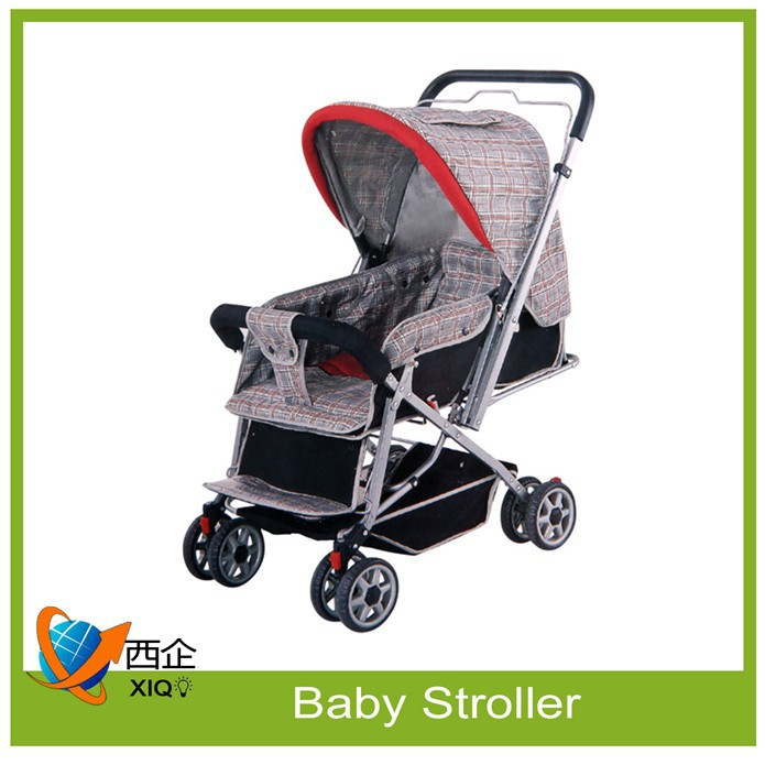 OEM baby product wholesale 2015 child carriage with reversible handle