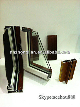 Wow!!!prefabricated Windows And Doors Aluminum Profiles Grill ...