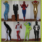 More than 100 designs spandex zentai full body suit for adult zentai full body suit
