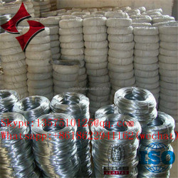 High quantity factory price galvanized steel wire roll