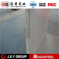Aluminum honeycomb core fireproof aluminum foam sandwich panel