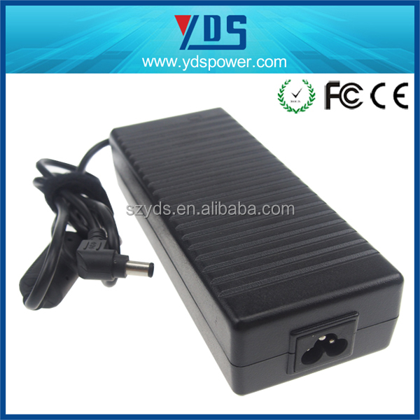 new product 2014 laptop car charger PCGA-AC19V7 19.5V 6.15A adapter 120W power ac dc adapter