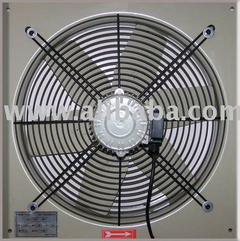 Axial Fan With Induction Motor (Bav404)