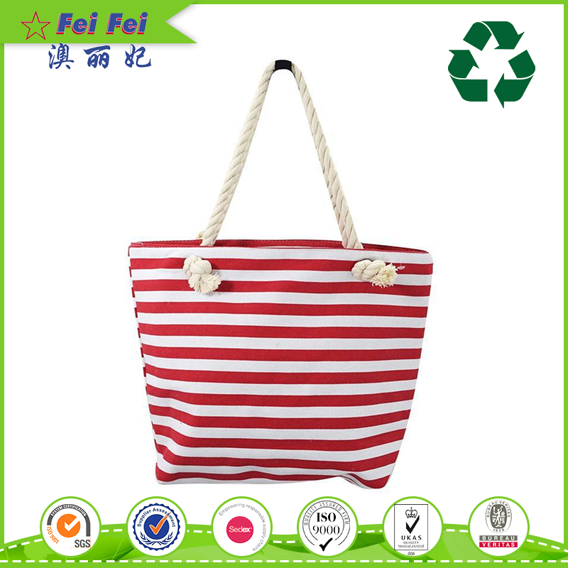 2017 most popular shopping bag with zipper