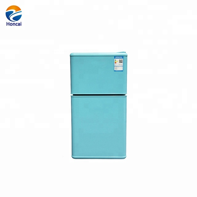 Hot Sale Home <strong>Appliance</strong> or Hotel Frost Free Upright Double Door Refrigerator