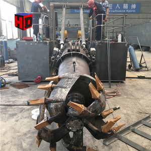 China 18 Inch Cutter Suction Dredger Barges/Machine/Boat/Vessel/Ship for sale