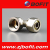 China supplier rubber elbow pipe fitting OEM available