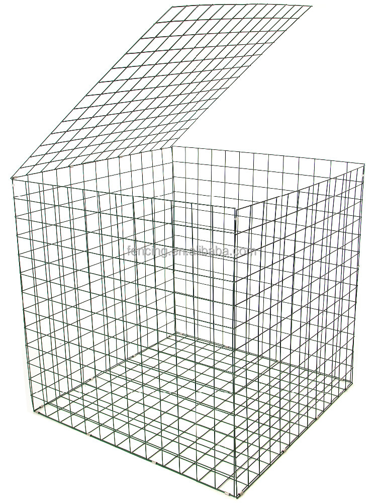 Alibaba Hot selling Welded Gabion (27 years factory)