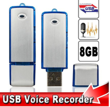 2 in 1 usb disk recorder driver 8GB Memory Flash Drive 150 Hour Digital Hide Audio Pen Rechargeable Dictaphone Sound Meeting Rec