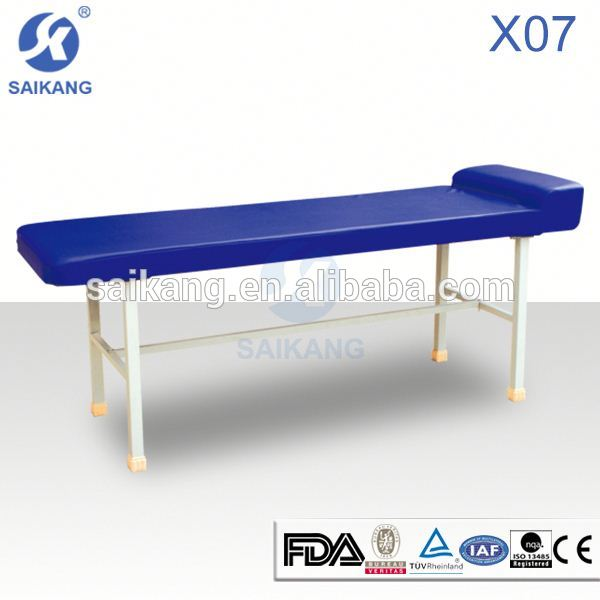X07 Examination couch, dental clinic furniture