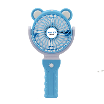Summer Adjustable KC Certificate Rechargeable Battery Mini Usb Handy Led Fan
