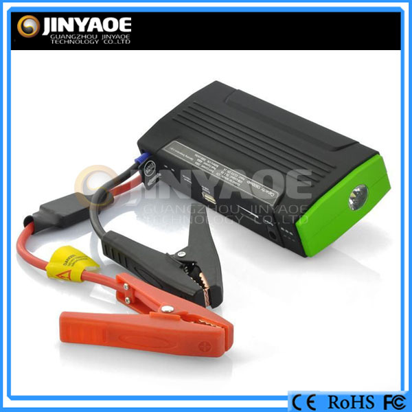 Emergancy Roadside Jumper Portable lithium ion car batteries oem 12v lithium jump starter