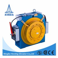 Elevator Parts| gearless lift motor