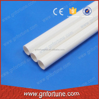 Donguan Durable Large diameter PVC Pipes for 110mm