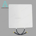 china supplier high gain 4G lte flat panel antenna 1710-2700MHz