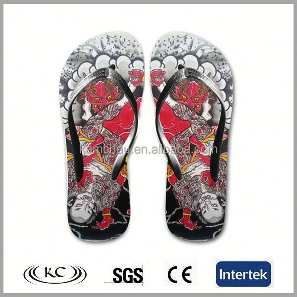 wholesale stylish cheap price colored personalized korea slipper