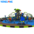 Outdoor big teenager playground equipment 2018