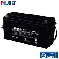 China industry leading all kinds of 12v 150ah dry batteries for ups