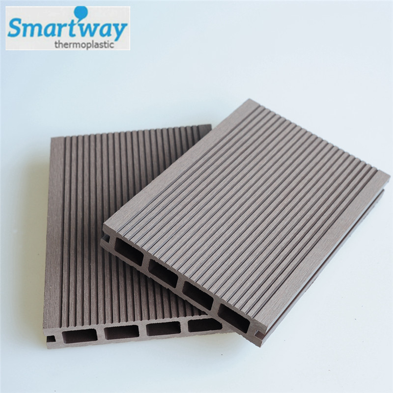 Cheap Price Wood Plastic Composite Decking Outdoor Flooring