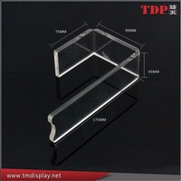 Clear Acrylic Shoe Display,Clear Acrylic/plexiglass Shoe Store Display Stand