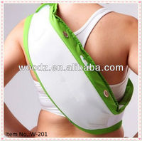 high quality vibra shape belt slim belt massage belt with heating function