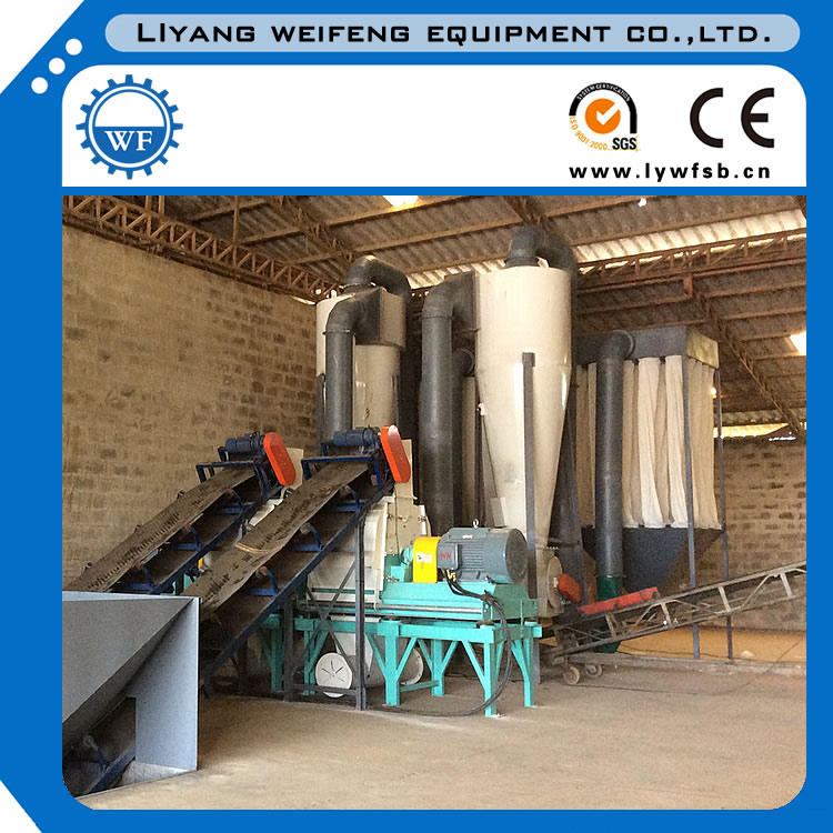 Corn Maize Wheat Soybean Crusher Crushing Machine Grinding Hammer Mill