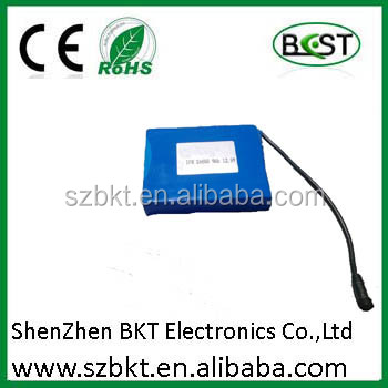 12v small rechargeable battery 9ah li ion battery lifepo4