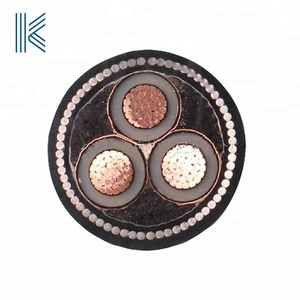 XLPE 11KV 66KV 185mm2 240mm2 price high voltage power cable