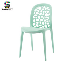 colorful home chair furniture modern pp plastic dining chair Plastic Chair DC-470