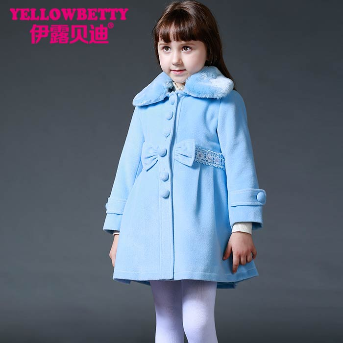 High quality girl clothes wholesale childrens clothes winter jackets and coats